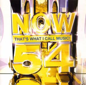 Now That's What I Call Music! 54 [UK Series] - Cover