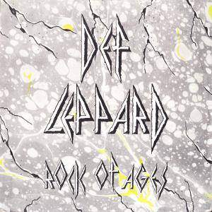 Def Leppard: Rock Of Ages - Cover