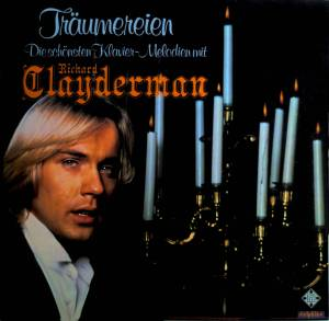 Richard Clayderman: Träumereien - Cover