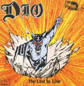 Dio: Last In Line, The - Cover