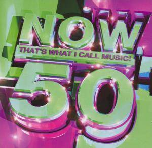Now That's What I Call Music! 50 [UK Series] - Cover