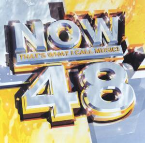 Cover - Kaci: Now That's What I Call Music! 48 [UK Series]