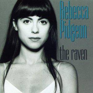 Rebecca Pidgeon: Raven, The - Cover