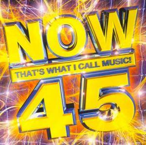 Now That's What I Call Music! 45 [UK Series] - Cover