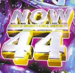 Cover - Alena: Now That's What I Call Music! 44 [UK Series]
