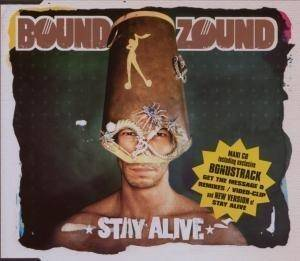 Cover - Boundzound: Stay Alive
