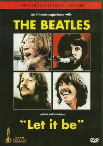 The Beatles: Let It Be - Cover