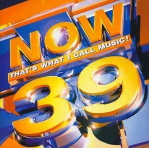 Cover - Camisra: Now That's What I Call Music! 39 [UK Series]