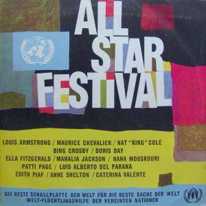 All-Star Festival - Cover