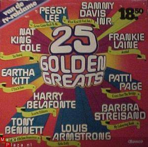 25 Golden Greats - Cover