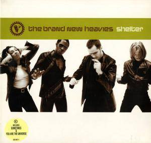 Cover - Brand New Heavies, The: Shelter