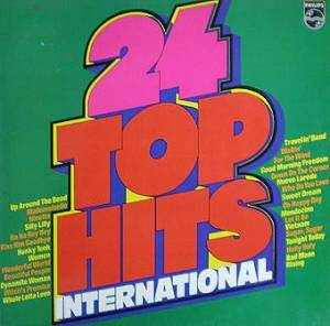 24 Top Hits International - Cover