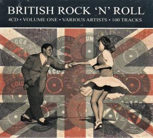 British Rock 'n' Roll - Volume One - Cover