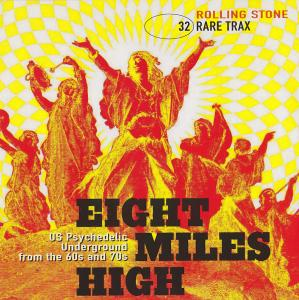 Rolling Stone: Rare Trax Vol. 32 / Eight Miles High - Cover
