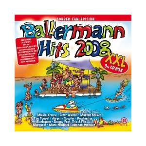 Cover - Yvie: Ballermann Hits 2008