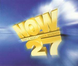 Cover - Joe Roberts: Now That's What I Call Music! 27 [UK Series]