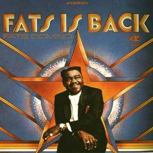 Fats Domino: Fats Is Back - Cover