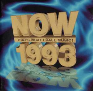 NOW That's What I Call Music! 1993 10th Anniversary Series [UK Series] - Cover