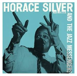Horace Silver: Horace Silver And The Jazz Messengers - Cover