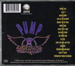 Aerosmith: Pump (CD) - Bild 2