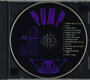 Aerosmith: Pump (CD) - Bild 3