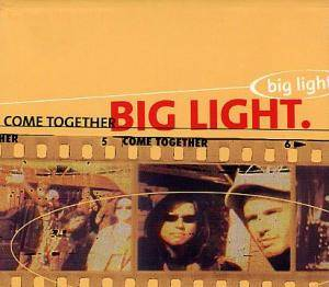 Cover - Big Light: Come Together