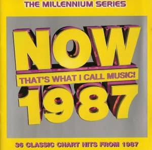NOW That's What I Call Music! 1987 - Millennium Series [UK Series] - Cover