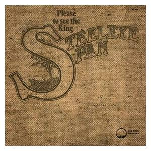 Cover - Steeleye Span: Please To See The King