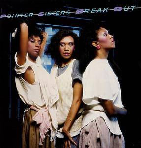 Cover - Pointer Sisters, The: Break Out