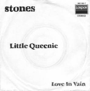 The Rolling Stones: Little Queenie - Cover