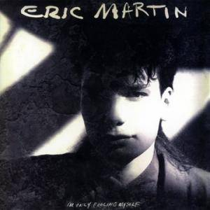 Cover - Eric Martin: I'm Only Fooling Myself