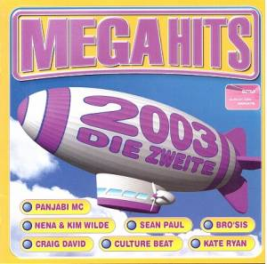 Cover - Trance Angel: Mega Hits 2003 - Die Zweite