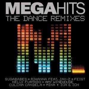 Mega Hits - The Dance Remixes - Cover