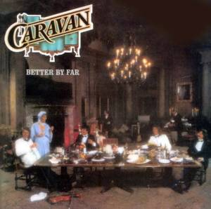 Cover - Caravan: Better By Far