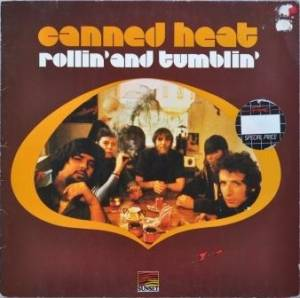 Cover - Canned Heat: Canned Heat