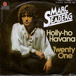 Cover - Marc Seaberg: Holly - Ho Havana