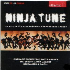 Ultram:x 11: Ninja Tune - Cover