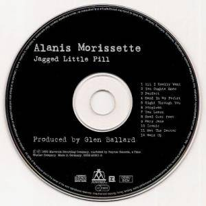 Alanis Morissette: Jagged Little Pill (CD) - Bild 4