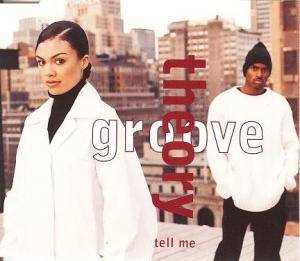 Cover - Groove Theory: Tell Me