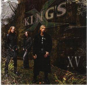 King's X: XV - Cover