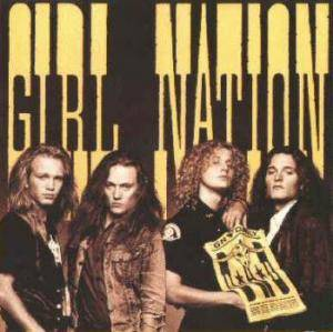 D-A-D: Girl Nation - Cover