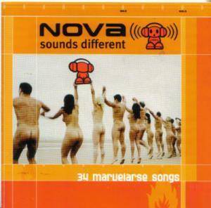 Cover - Lash: Nova Sounds Different