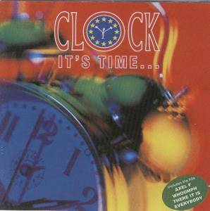 Clock: It's Time... - Cover