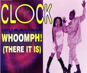 Clock: Whoomph! (There It Is) - Cover