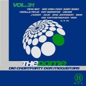 Cover - Paul van Dyk & Peter Heppner: Dome Vol. 31, The