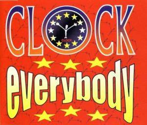 Cover - Clock: Everybody