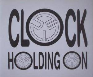 Clock: Holding On - Cover