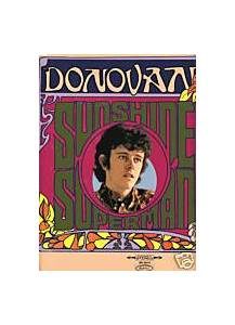 Donovan: Sunshine Superman - Cover