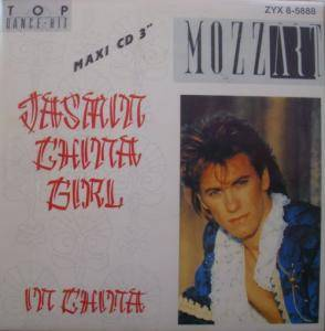 Cover - Mozzart: Jasmin China Girl