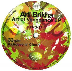 Cover - Aril Brikha: Art Of Vengeance EP